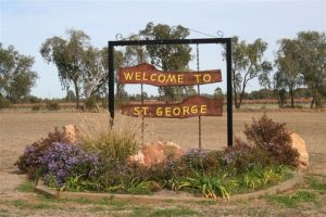St George QLD